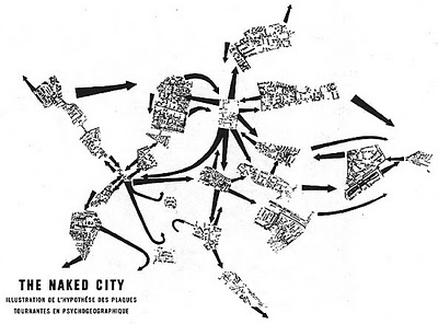 Urban Voices: The Situationists, Psychogeography and Drift