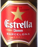 Estrella Damm Barcelona Beer