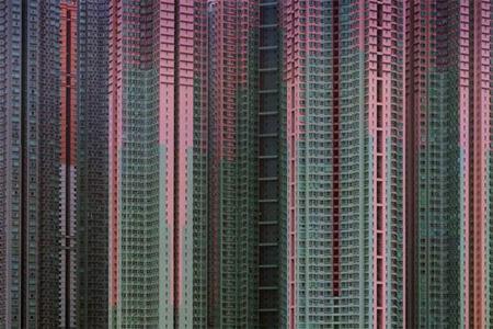 Michael Wolf photos of Hong Kong / Architecture of Human Density (1/3)