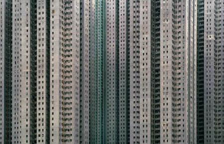 Michael Wolf photos of Hong Kong / Architecture of Human Density (2/3)