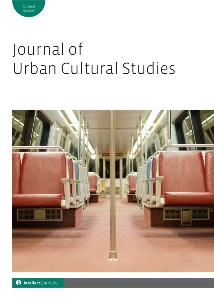 CFP--new Journal of Urban Cultural Studies launched