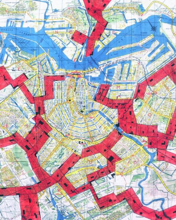 constant nieuwenhuys - new babylon amsterdam