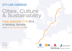 CONGRESS Cities_Culture_Sustainability