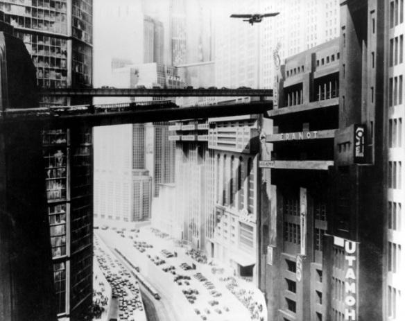 METROPOLIS (1927) (dir. Fritz Lang)